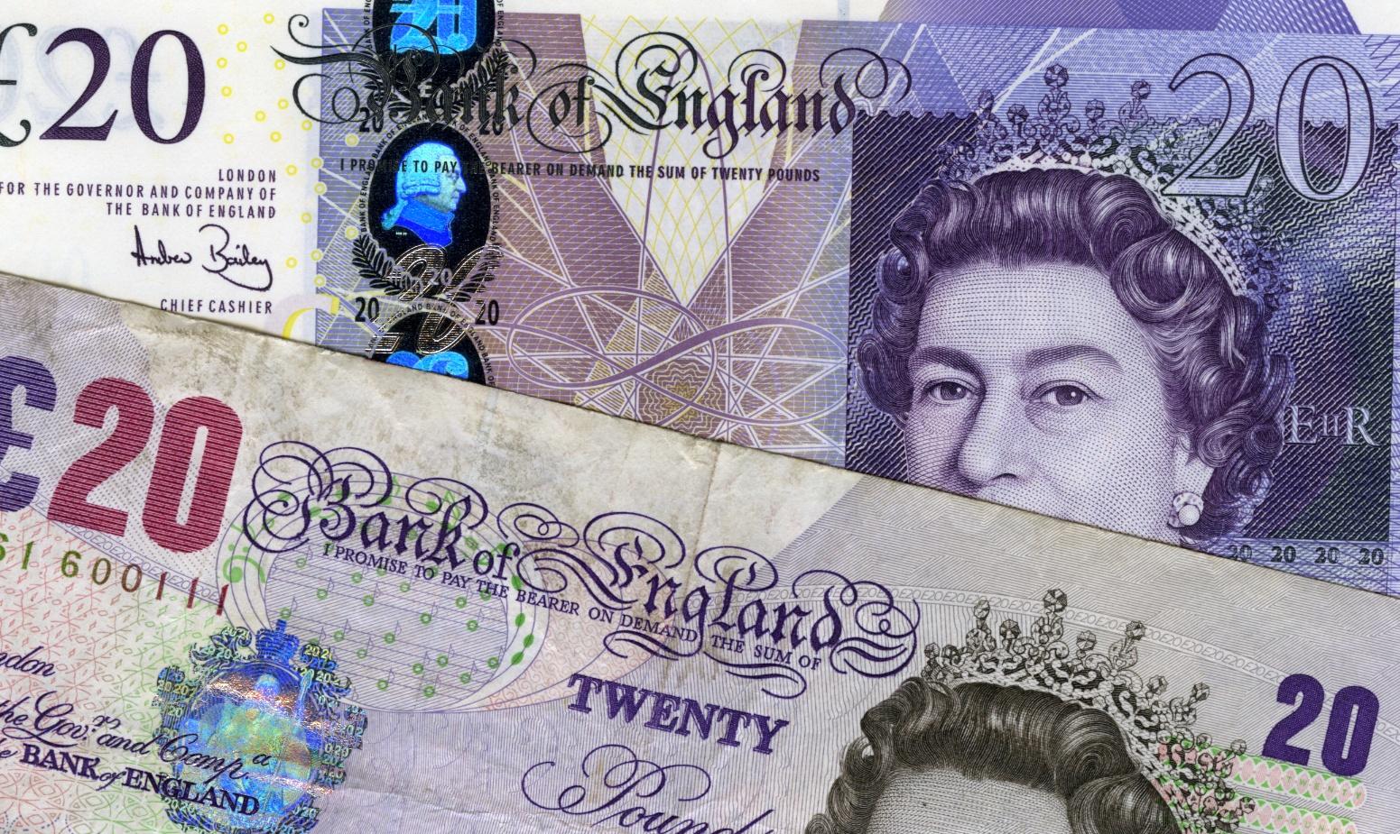 Printable Fake Money Pounds