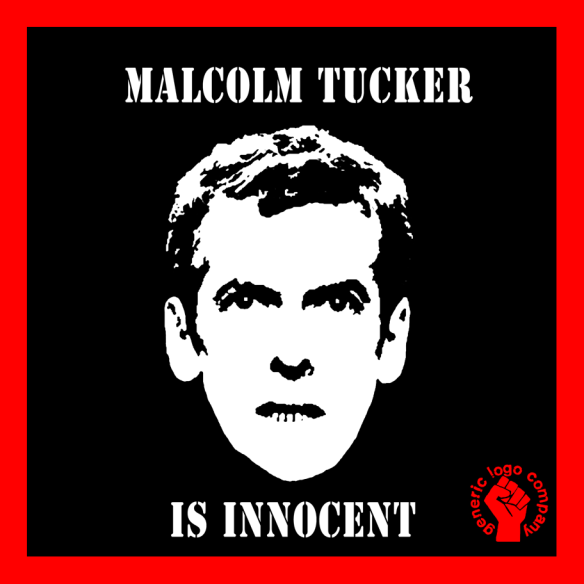 malcolm tucker Advert