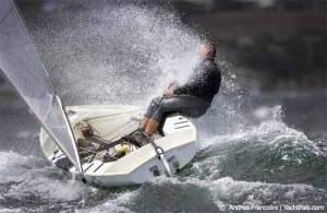 Sailing: Finn Class